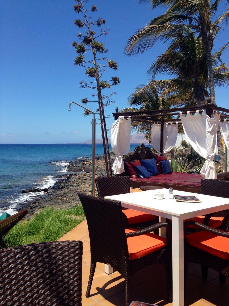 Cafe La Ola, Puerto Del Carmen, Lanzarote