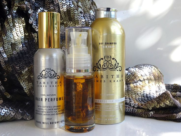 REVIEW : TABITHA JAMES KRAAN Organic Hair Care. Read now at www.lovefacebeauty.com