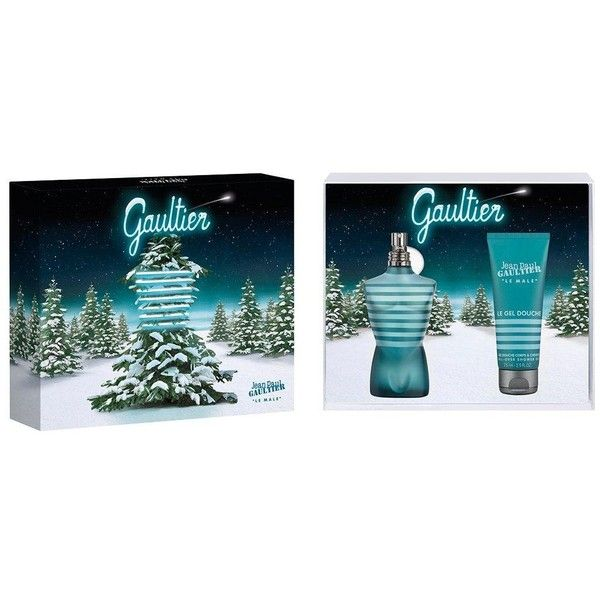 Jean Paul Gaultier Jpg Le Male 75Ml Edt &Amp; 75Ml Gift Set ($71) ❤ liked on Polyvore featuring beauty products, fragrance, jean paul gaultier perfume, edt perfume, blossom perfume, jean paul gaultier fragrance and flower fragrance