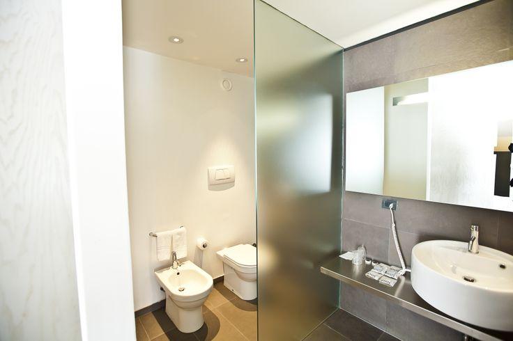 Junior Suite 805 Bathroom at Worldhotel Ripa Roma