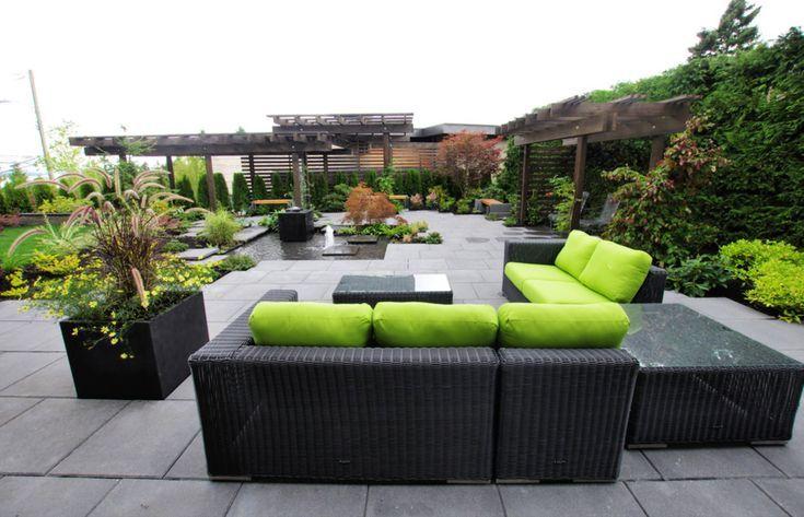 14 Fabulous Modern Garden Designs And Ideas Modern Garden Design Modern Garden Landscape Design Plans