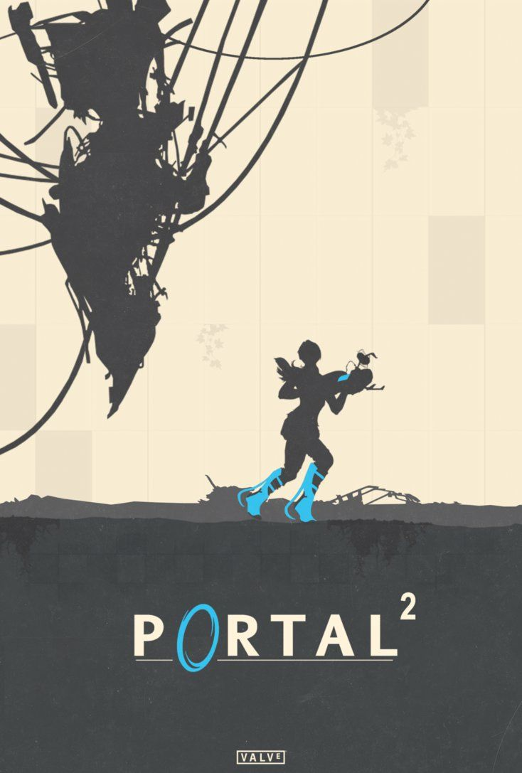 Portal 2 by Felix Tindall / Store
