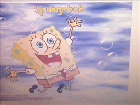 Tying shoes song spongebob