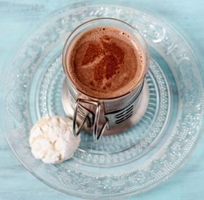 ciocolata calda Adi Hadean