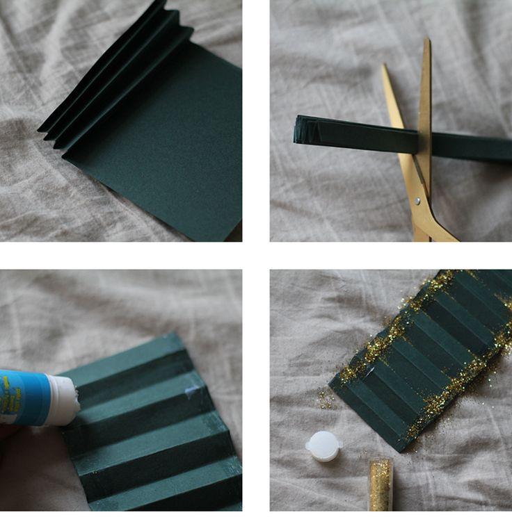 DIY PAPER ORNAMENTS // MAIJU SAW