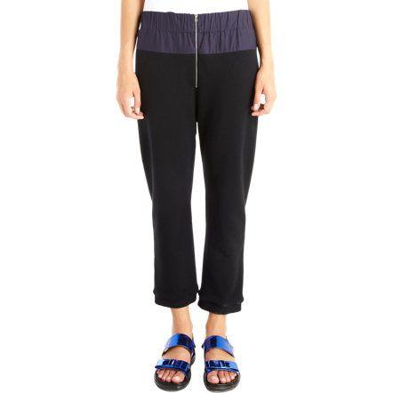 Marni Jersey Cropped Pants at Barneys.com