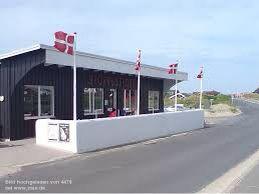 Stoppestedet - snackbar - Rindby strand - Fanø, Denemarken
