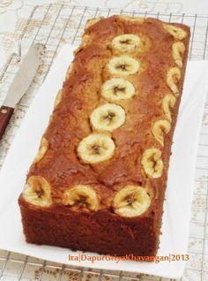 Dapur Griya Khayangan: BANANA CAKE