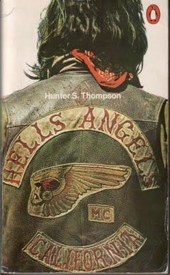 Hell's Angels by Hunter S. Thompson. If that vest could talk?