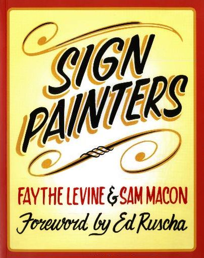 Sign Painters is a New York Times coffee table-book pick - JSOnline