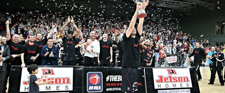 Leicester Riders clinched the BBL Championship title with an 84-73 victory against two-time reigning champions and title rivals Esh Group Newcastle Eagles on Friday.  The League's top two went into the penultimate game of the regular season with identical records of 28 wins and three losses and