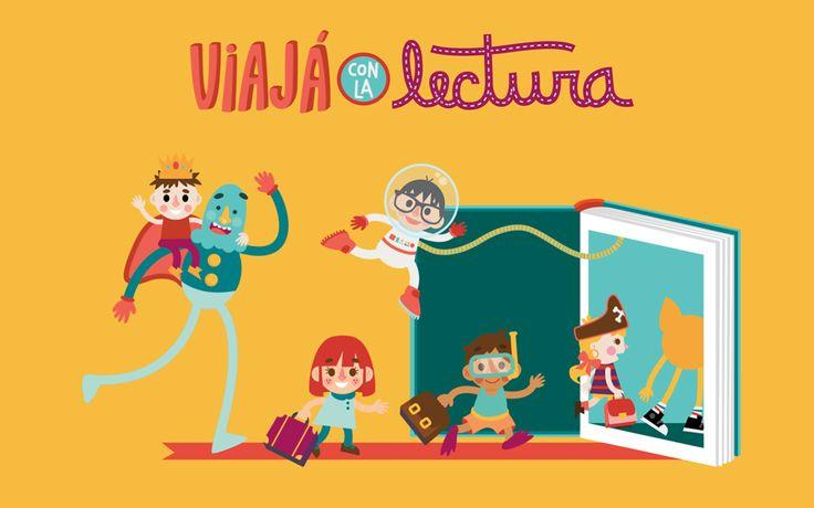 Participación para el concurso de la feria del libro infantil y juvenil. Desarrollo de piezas btl, atl y redes sociales. Proyecto llevado a cabo junto a Paula Maneyro y Florencia Morado.