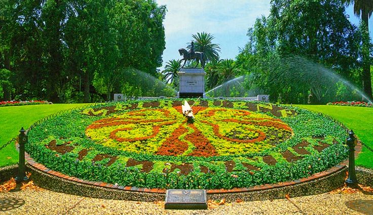 Marvellous Melbourne's Parks & Gardens : Melbourne Issues and ...