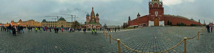 "Krasnaya Ploschad Spasskaya Bashnya"" is now selected for 360Cities"