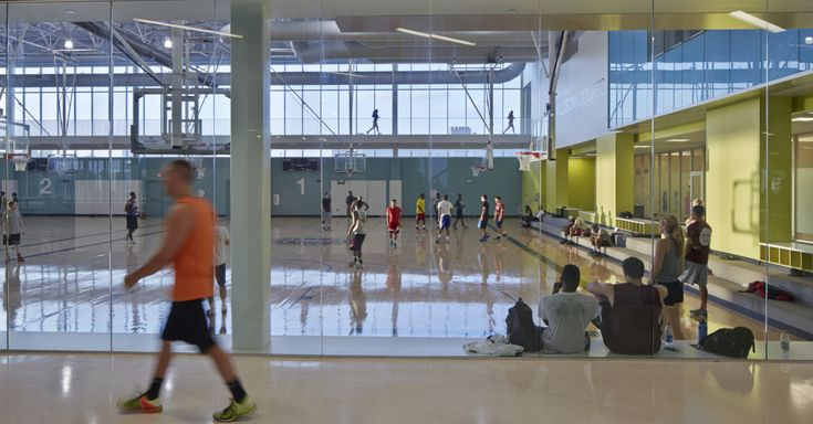 Gallery of Bill R. Foster and Family Recreation Center / Cannon Design - 9