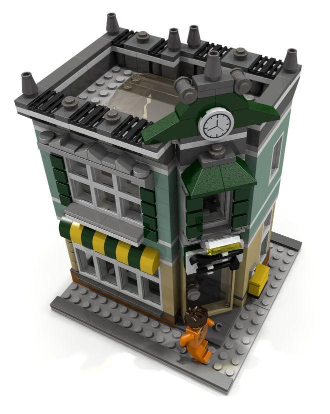 30 Best Lego Hardware Store Images On Pinterest