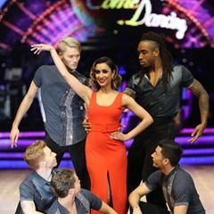 Dance Judge Anita Rani poses at the 2017 Strictly Come Dancing Tour launch photo call