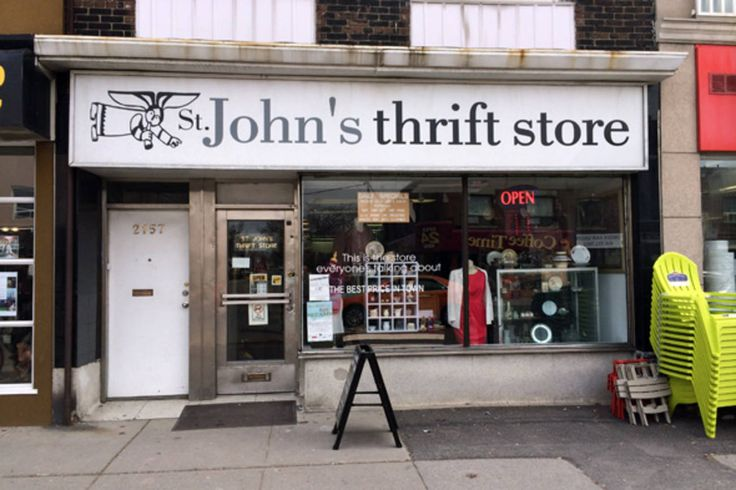 The Top 10 Thrift Stores in Toronto