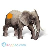 Figuur Tiptoi: Afrikaanse olifant -  Koppen.com