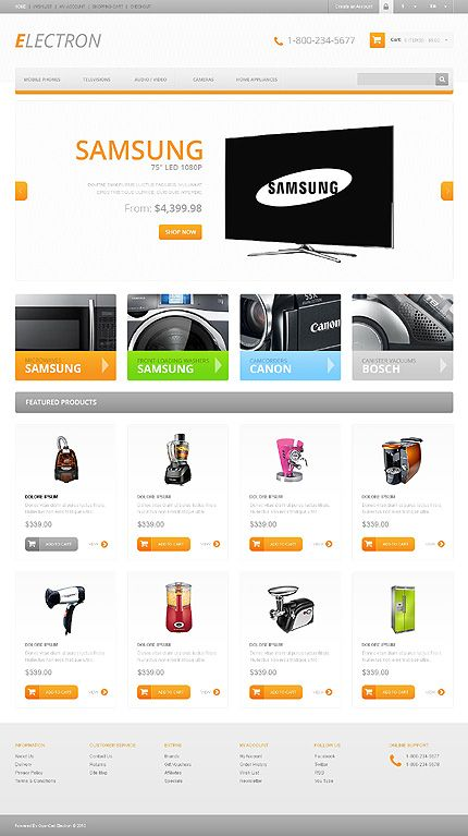 You know design needs time... Get Template Espresso! That's OpenCart #template // Regular price: $90 // Unique price: $2500 // Sources available: .PSD, .PNG, .PHP, .TPL, .JS #OpenCart #Responsive #Store #Shop #Electronics