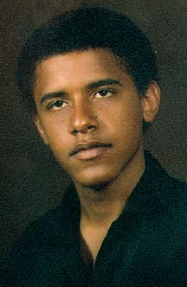 Barack Obama, before he was the 44th POTUS.
