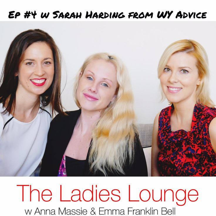 Emma Franklin Bell and Anna Massie invite you into The Ladies Lounge to listen in as guests confess the truth and reveal what made them want to be their own boss and what drove them to jump ship from the life they were living into the often daunting and unpredictable road less traveled - entrepreneurial life.   https://itunes.apple.com/au/podcast/the-ladies-lounge/id1135933189?i=373039553&mt=2