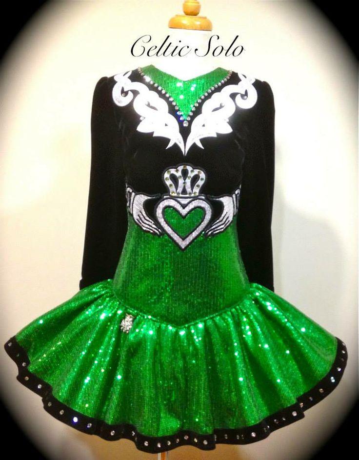 inspiration for a doggie st patricks day dress irish dance dresses - Irish Dancer Halloween Costume