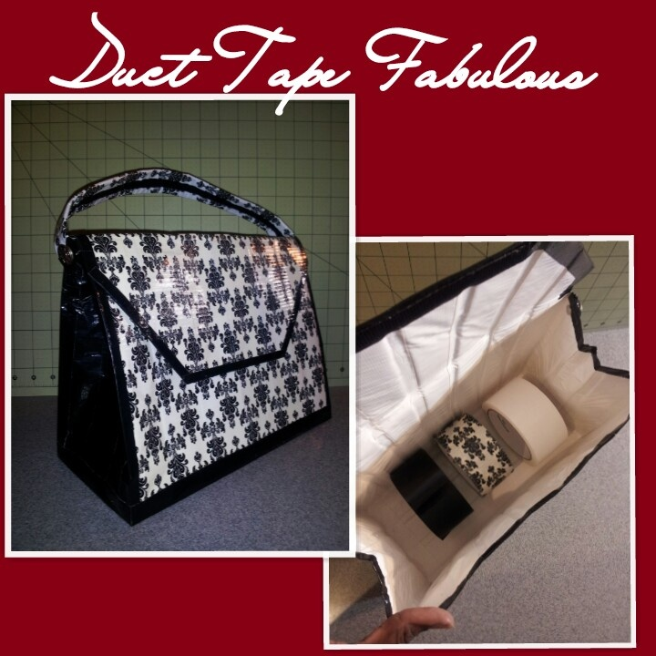 "Insulated lunch bag purse: 11"" wide x 5"" deep x 8.5"" tall with padded strap and Velcro closure - Baroque with Black trim."