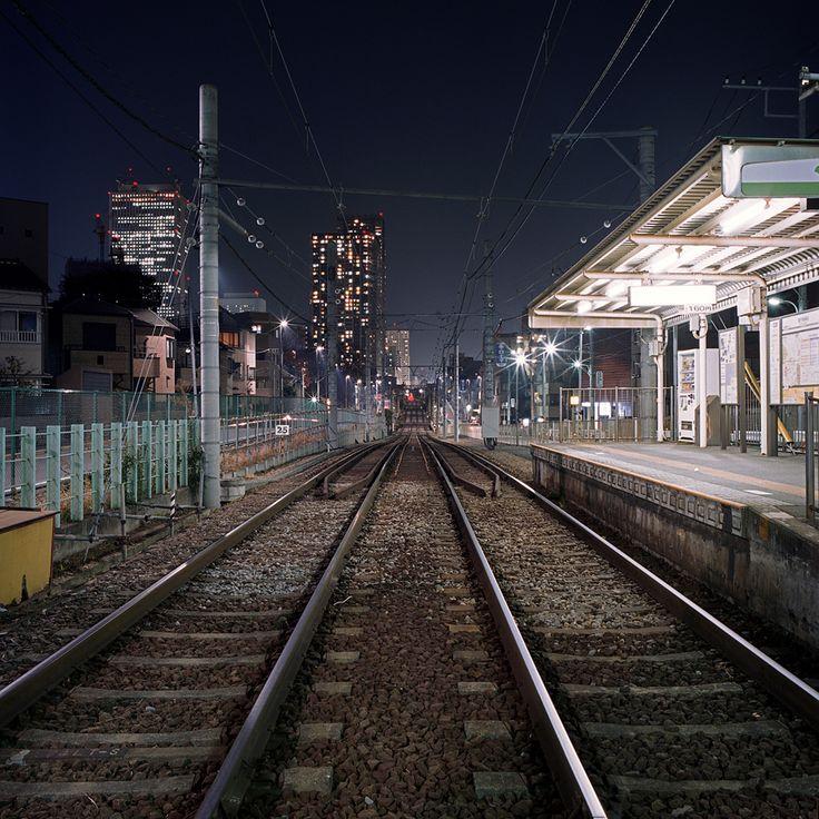 "my-yamanote-mood: "" Toden Arakawa line, Tokyo """