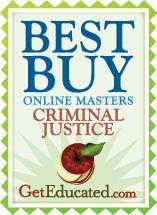 Best Affordable Online Masters Degree in Criminal Justice