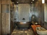 Nice Bathroom Design Asian Eclectic Design