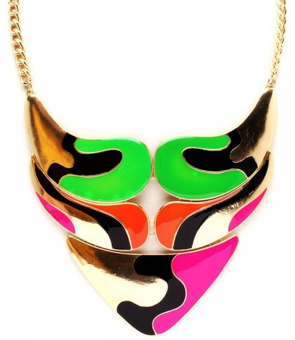 WICKED CONFUSION NECKLACE