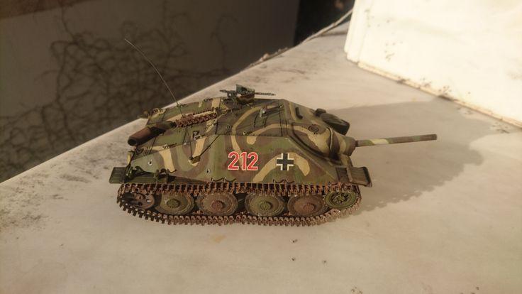 Jagdpanzer 38 (TN) Hetzer 1/35 - Battle of Berlin