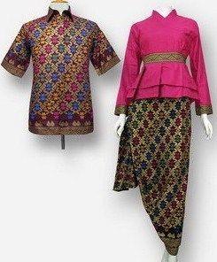 Model Baju Batik Modern Yang Tren Dan 10 Model Baju Batik Pesta Terbaru  Elegan Modis 2017 035c5f85b3