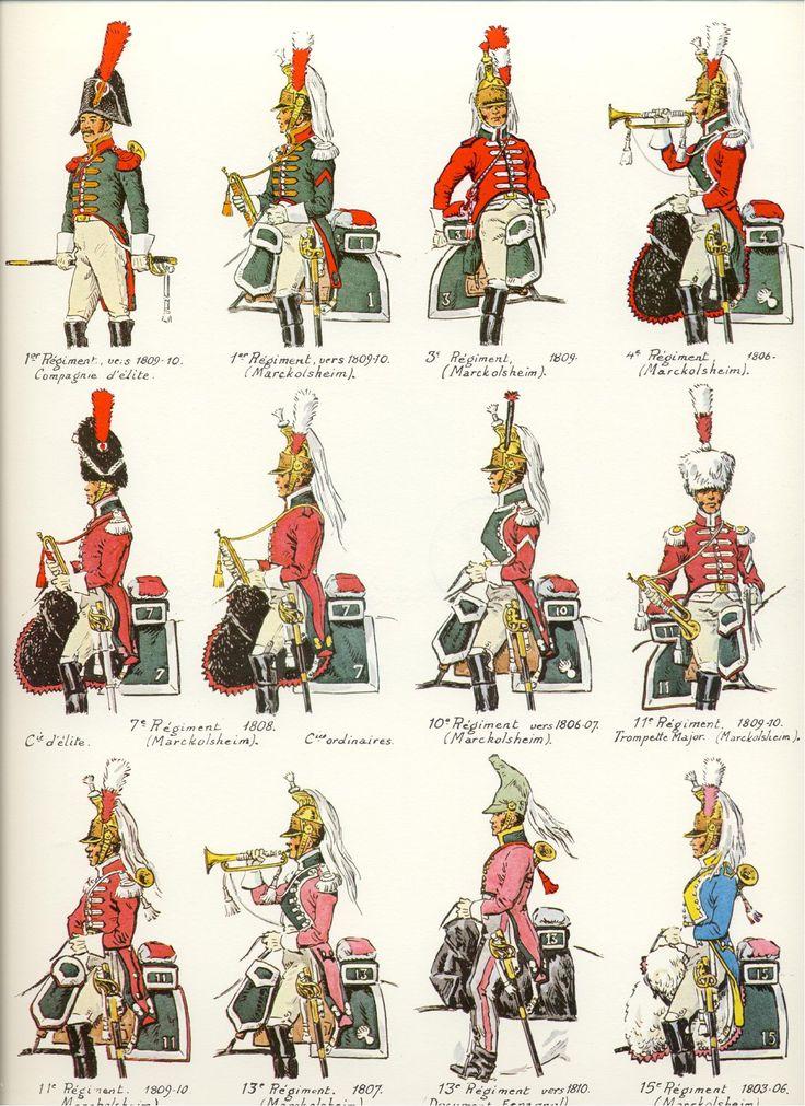 Dragons 1804-1815 (pl 86) 2
