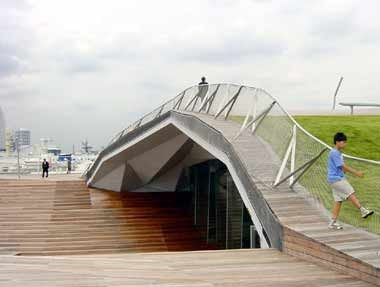 Foreign Office Architects // Yokohama International Port Terminal