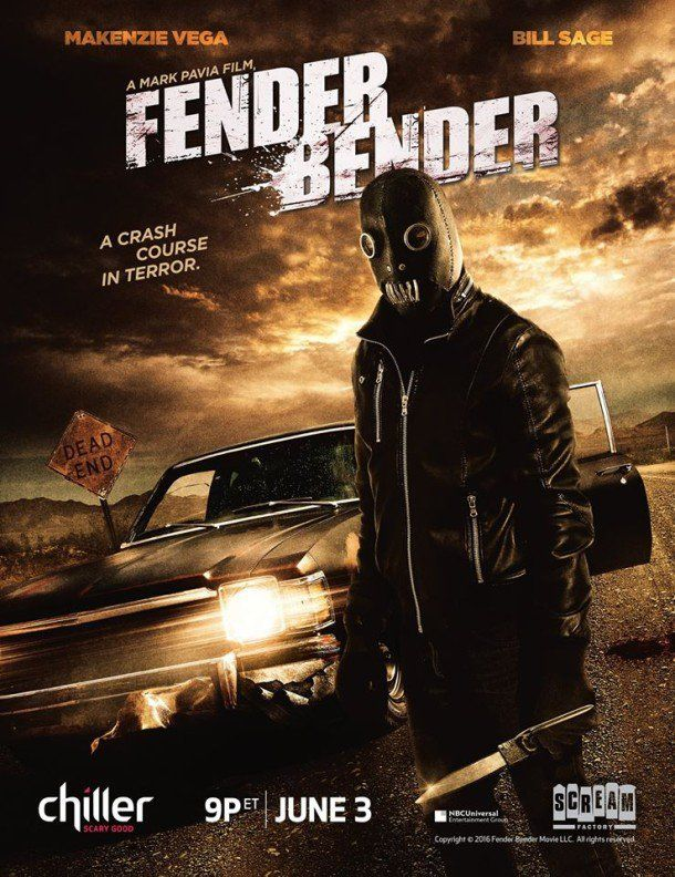 Fender Bender (2016) is an American horror thriller film that was shot in New Mexico, USA and has incredible killing scenes. Director and writer Mark Pavia (The Night Flier (1997), …
