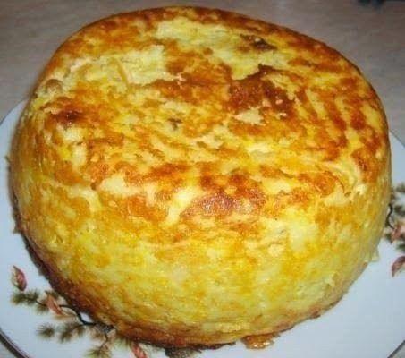 шеф-повар Одноклассники: Воздушная запеканка с тыквой