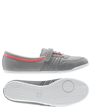 Ballerina Shoes by adidas  #fashion #sports #girls #summer