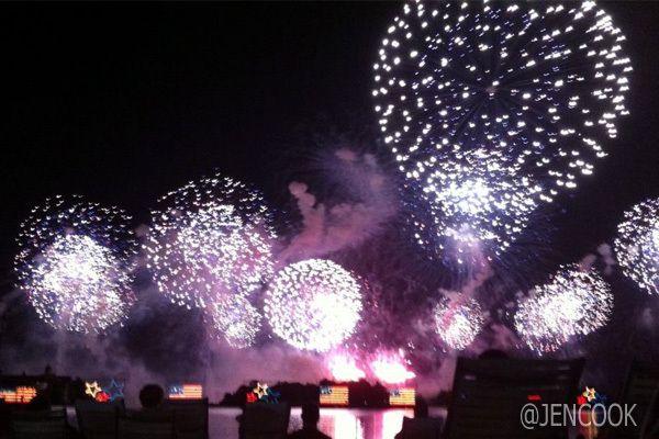 4th july fireworks key west florida