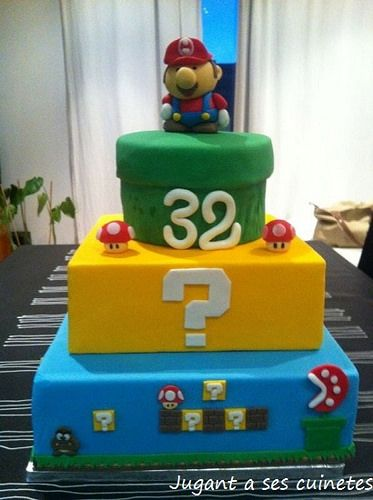 Mario Bros by jugant a ses cuinetes