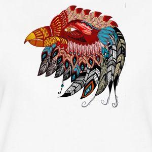 Eagle Tribal Totem - Women's Premium T-Shirt