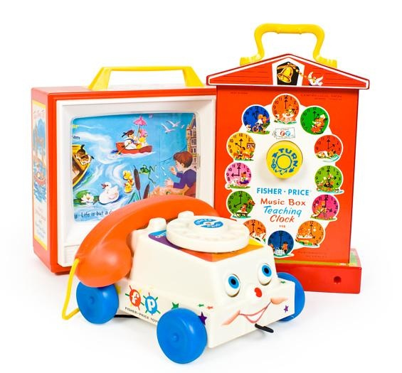 56 best fisher price toys to collect images on pinterest fisher retro fisher price toys have the one on right and phone publicscrutiny Images