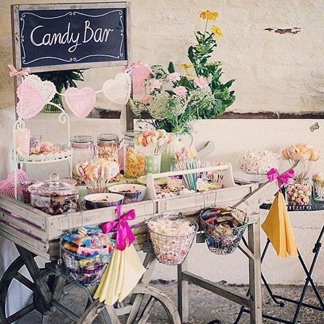 Ya tenemos listo nuestro carrito para los #candybar de esta temporada de #comuniones Reservas hola@etcbahia.com