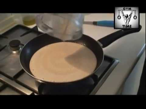Tortillas de Avena y Clara de huevo - YouTube