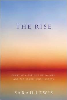 The Rise by Sarah Lewis has made its way onto my book wishlist. I am interested in ways to view failure as a gift. And I like this notion I've heard connected to Sarah's thinking - how the number zero is both a void and the start of infinite possibility. As I am trying to be a courageous, vulnerable & authentic person (per Dr Brene Brown's ideas), this one sounds completely in line with that. Will review more fully when I get to it :)