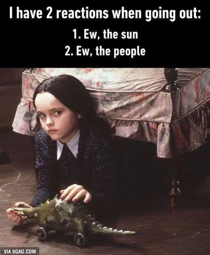Wednesday Addams Meme Funny : Best wednesday adam images on pinterest
