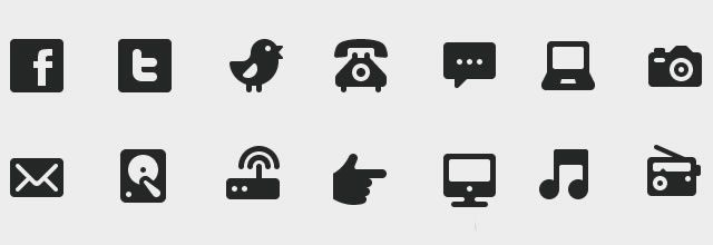application icon sets.