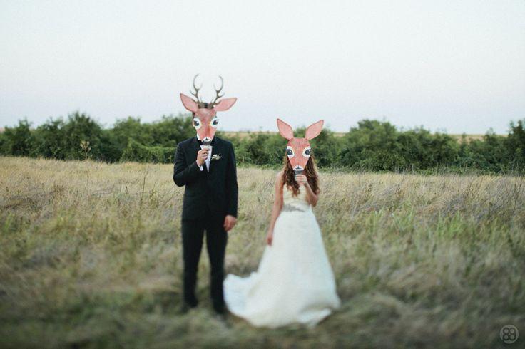 You are my deerest! Wedding inspiration