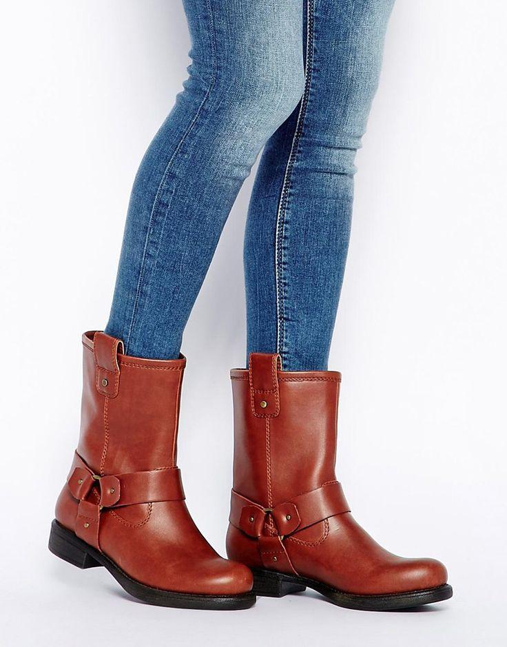 Immagine 1 di ASOS - CLOUD - Stivali al polpaccio